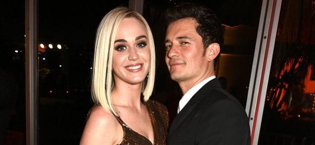 Katy Perry habla de su pareja