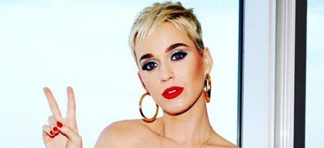 Katy Perry se aleja de la música