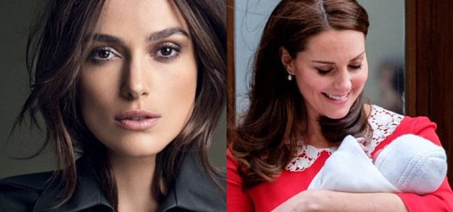 Keira Knightley vs. Kate Middleton