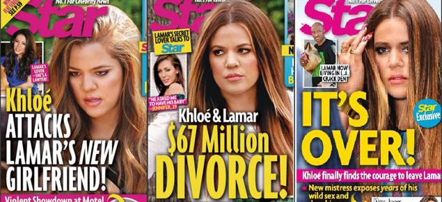 Khloe Kardahsian asegura que el divorcio es una tortura