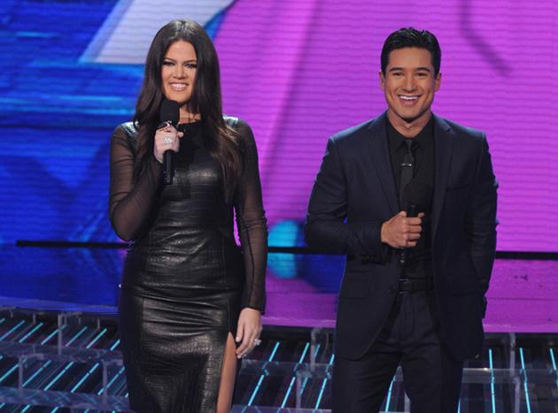 khloe Kardashian podría continuar en The X Factor