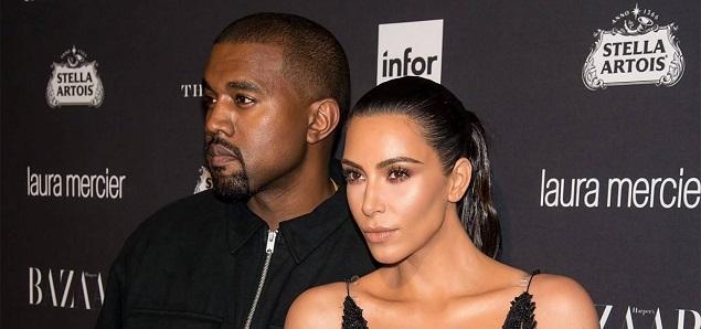 Kim Kardashian es acosada por su marido
