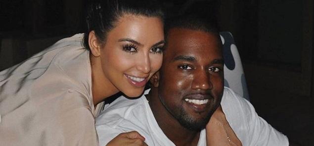 Kim Kardashian lejos de casa... para evitar el divorcio de Kanye West