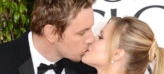 Kristen Bell se casó con Dax Shepard