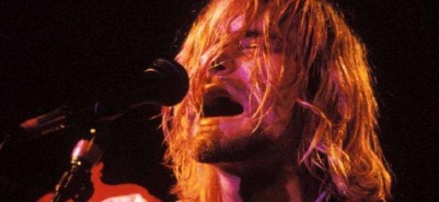 Kurt Cobain, a 50 años de su nacimiento se subasta su guitarra