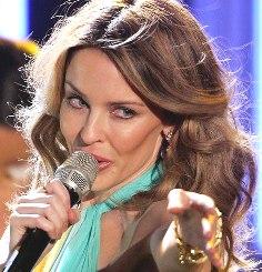 Kylie Minogue y su gira por América del Sur.