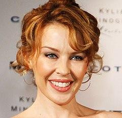 Kylie Minogue y una picante entrevista.