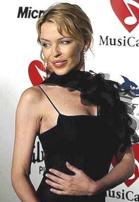 Nuevo album de Kylie Minogue.
