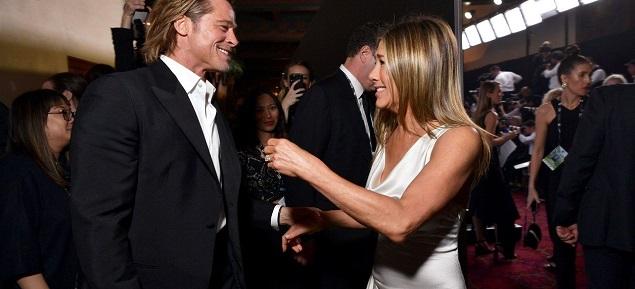 La foto más buscada de Brad Pitt y Jennifer Aniston