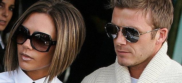 La historia secreta del romance de Victoria y David Beckham