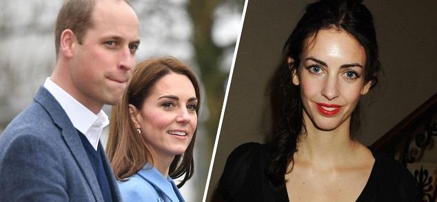 La infidelidad de William a Kate Middleton