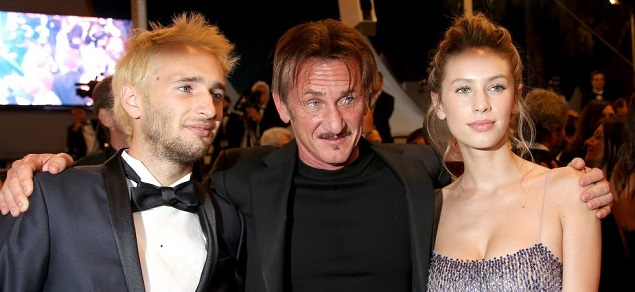 La película familiar de Sean Penn