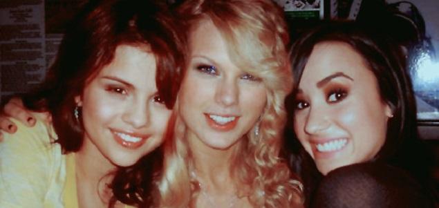La reconciliacion de Demi Lovato y Taylor Swift