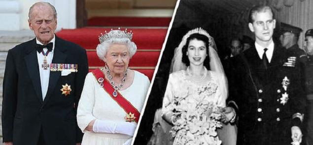 La reina y el príncipe Felipe no celebrarán públicamente su 70º aniversario de bodas