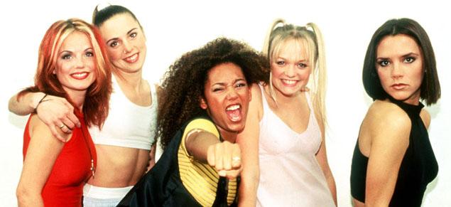 La reunión de las Spice Girls