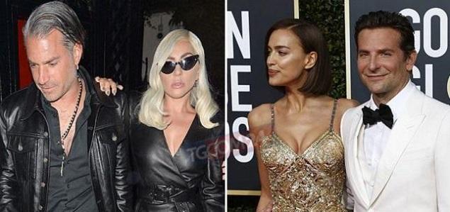 Lady Gaga formaliza la ruptura con Christian Carino mostrando su dedo sin el anillo...