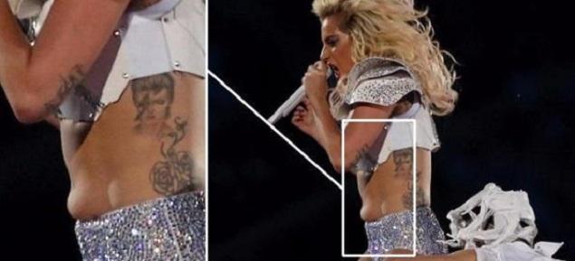 Lady Gaga: ''Orgullosa de mi cuerpo y mis rollitos...''