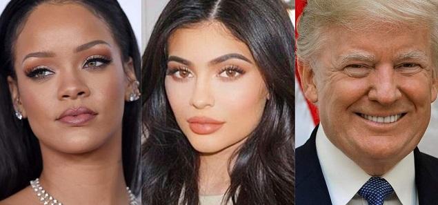 Las celebridades más influyentes en Internet