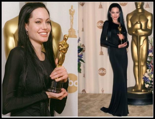 Las famosas y sus peores looks para los premios Óscar