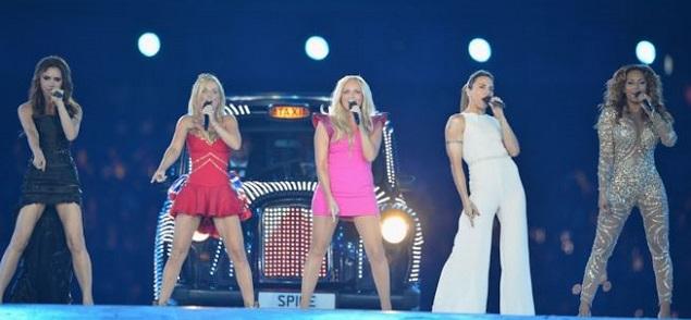 Las Spice Girls están preparando una gira en el Reino Unido y los Estados Unidos