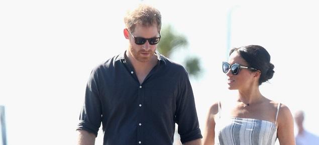 Las vacaciones de Meghan Markle y el príncipe Enrique
