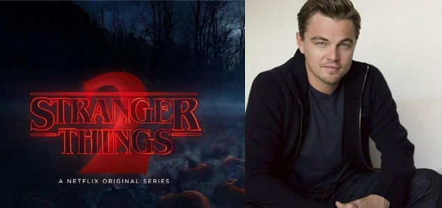 ¿Leonardo DiCaprio estará en Stranger Things?