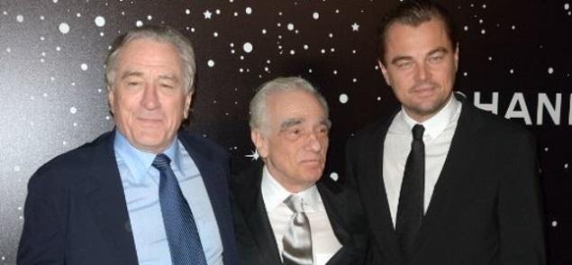 Leonardo DiCaprio y Robert De Niro en la próxima película de Martin Scorsese