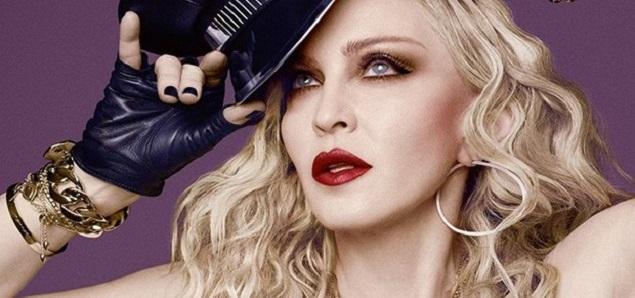 Lo nuevo de Madonna