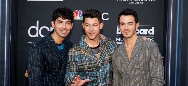 Los Jonas Brothers anuncian nueva gira