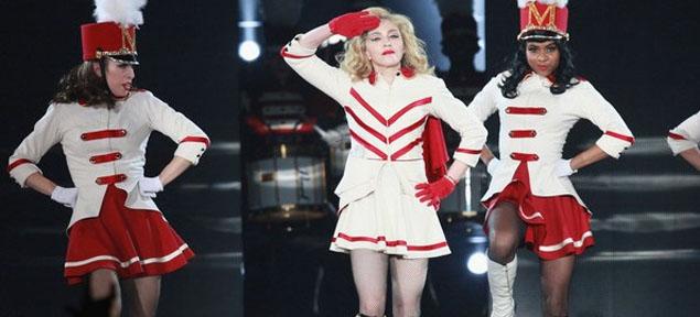 Madonna batió records de recaudación con su MDNA Tour