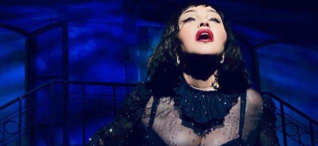Madonna cae durante su show: ''Esta muñeca rota necesita descansar''