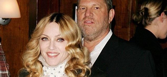 Madonna confiesa: ''Weinstein conmigo pasó el límite, pero no brindo por su ruina''