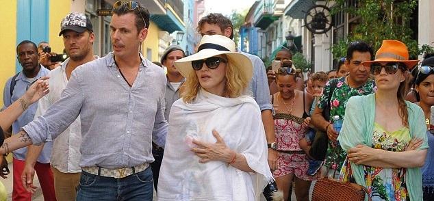 Madonna cumplió 58 años y lo celebró bailando en Cuba