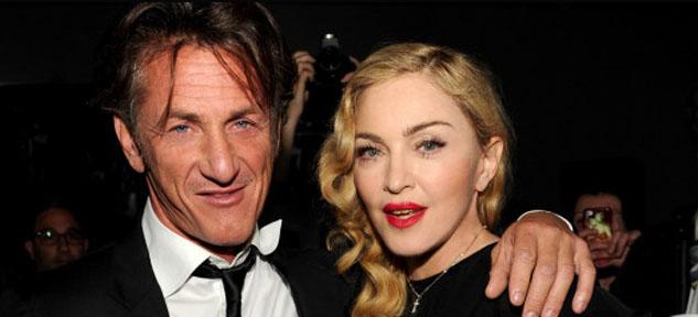 Madonna defiende a Sean Penn