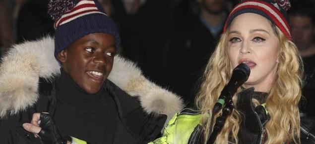 Madonna lista para vivir en Portugal por amor a su hijo David