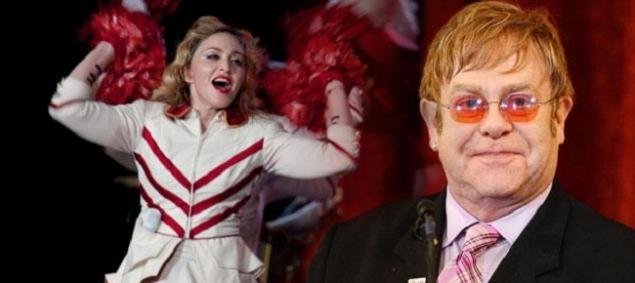 Madonna vs. Elton John