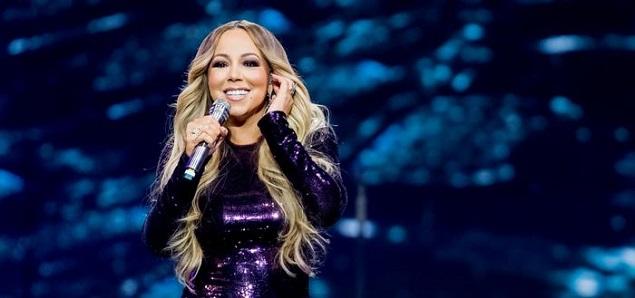 Mariah Carey y un concierto lleno de polémica