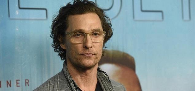 Matthew McConaughey podría dedicarse a la política