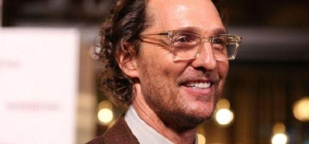 Matthew McConaughey se convierte en profesor universitario en Texas