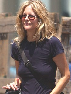 Meg Ryan al natural.