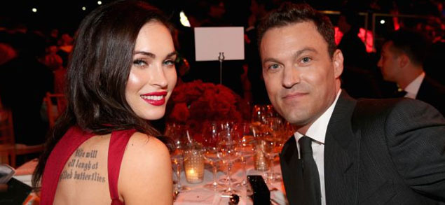 Megan Fox se divorcia de Brian Austin Green