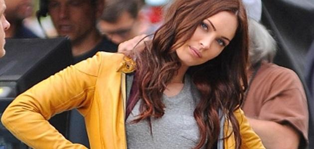 Megan Fox se ve radiante a solo dos meses de haber dado a luz
