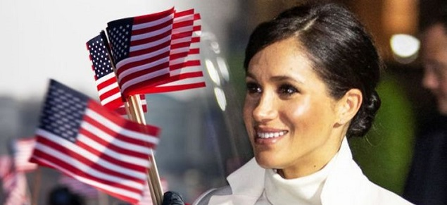 Meghan Markle: ¿candidata a presidenta de los Estados Unidos?
