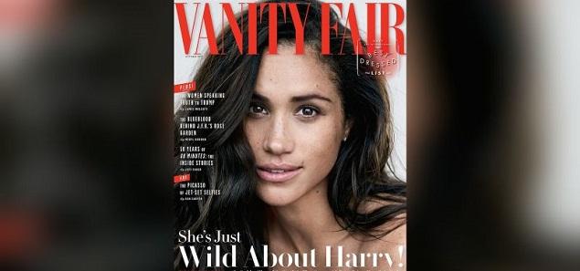 Meghan Markle confiesa: ''Con Harry estamos enamorados''