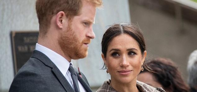 Meghan Markle prohíbe a Harry regresar a Inglaterra