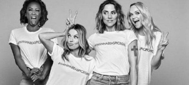Mel C y Emma: se esperan furiosas peleas durante la gira de las Spice Girls