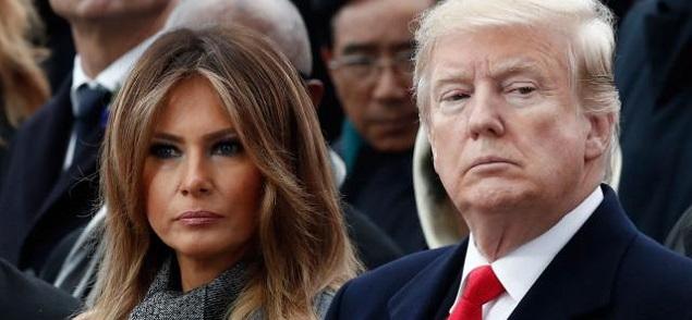 Melania Trump: ¿Última navidad con Donald?