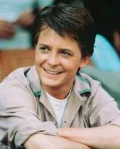 Michael J. Fox mantiene el optimismo.