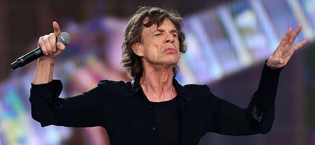 Mick Jagger celebra sus 75 años