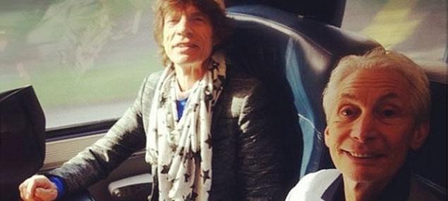 Mick Jagger se une a Instagram